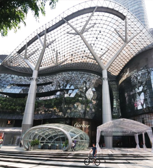 新加坡案例 乘客电梯
