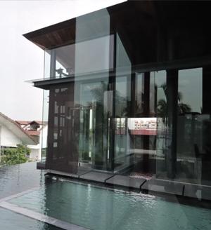 新加坡案例 家庭电梯